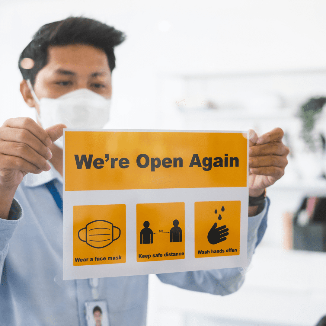 pandemic and the workplace